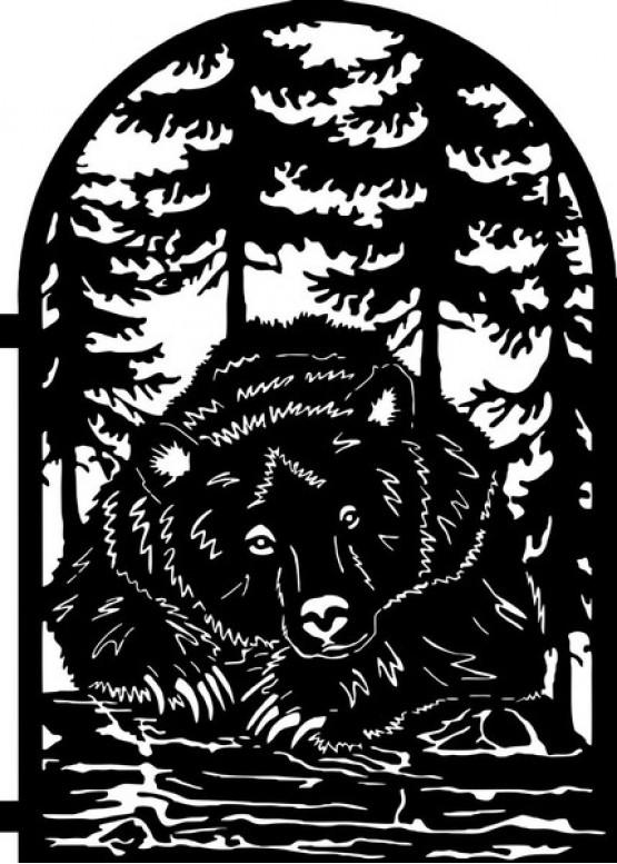 Купить Ворота , ограды , калитки и таблички - Авторские работы (Артикул 522)