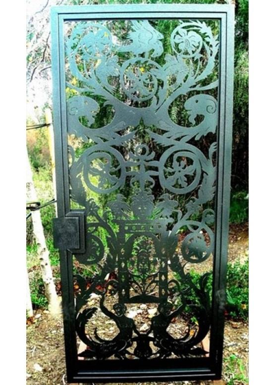 Купить Ворота , ограды , калитки и таблички - Авторские работы (Артикул 526)