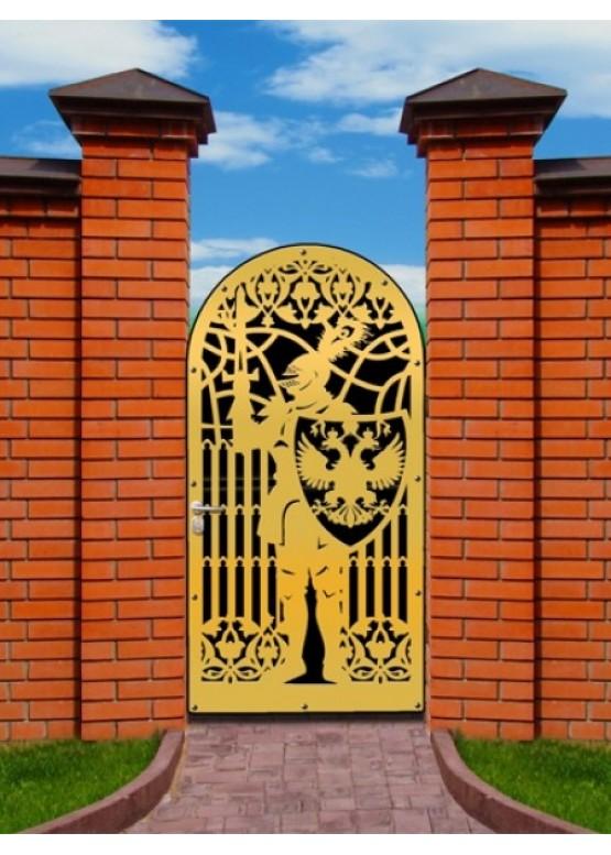 Купить Ворота , ограды , калитки и таблички - Авторские работы (Артикул 532)