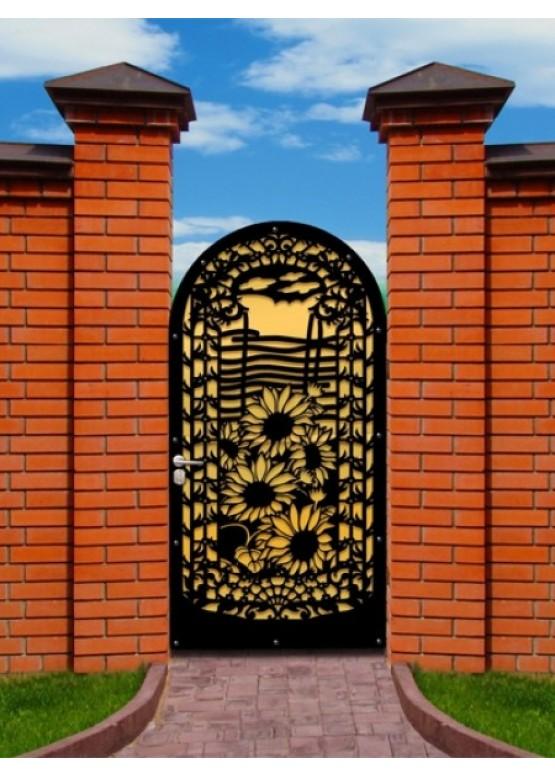 Купить Ворота , ограды , калитки и таблички - Авторские работы (Артикул 535)