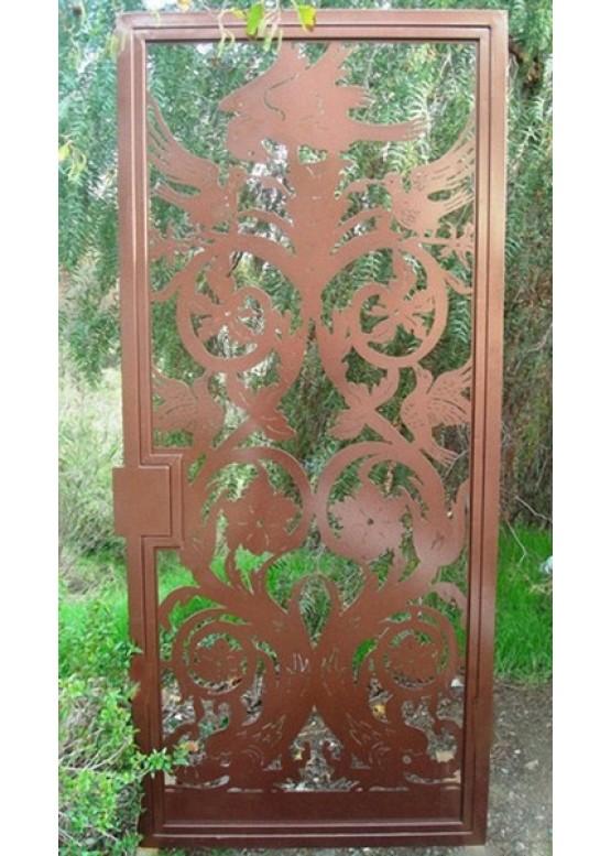 Купить Ворота , ограды , калитки и таблички - Авторские работы (Артикул 537)