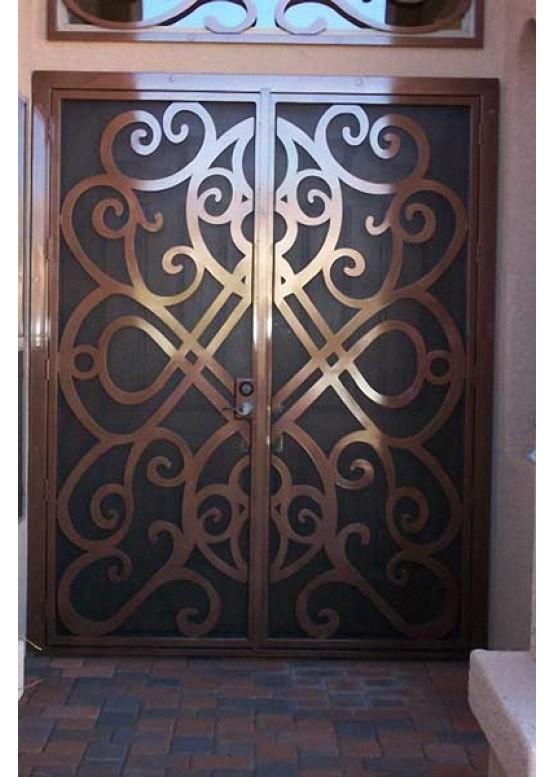 Купить Ворота , ограды , калитки и таблички - Авторские работы (Артикул 432)