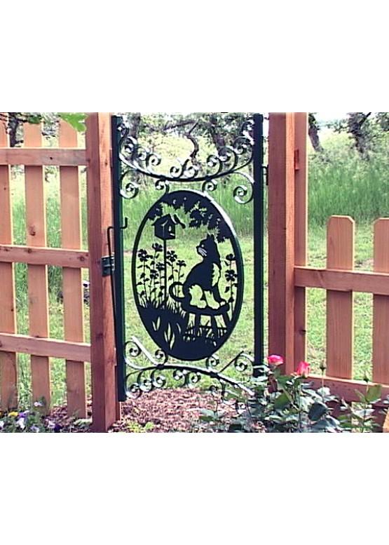 Купить Ворота , ограды , калитки и таблички - Авторские работы (Артикул 541)