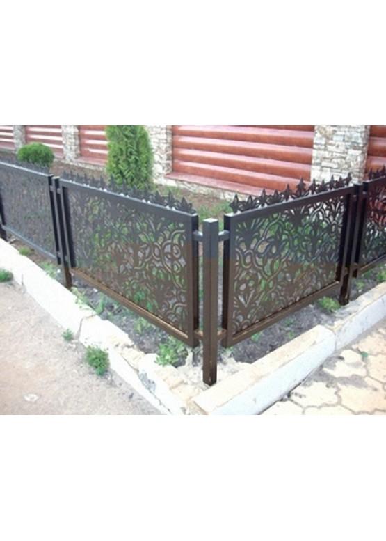 Купить Ворота , ограды , калитки и таблички - Авторские работы (Артикул 546)