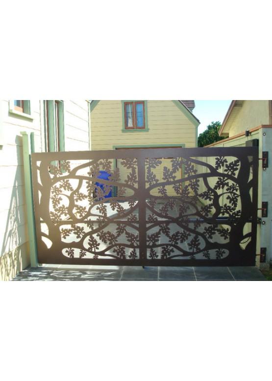 Купить Ворота , ограды , калитки и таблички - Авторские работы (Артикул 549)