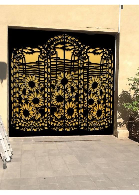 Купить Ворота , ограды , калитки и таблички - Авторские работы (Артикул 554)