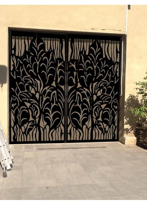Купить Ворота , ограды , калитки и таблички - Авторские работы (Артикул 556)