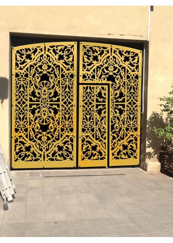 Купить Ворота , ограды , калитки и таблички - Авторские работы (Артикул 557)