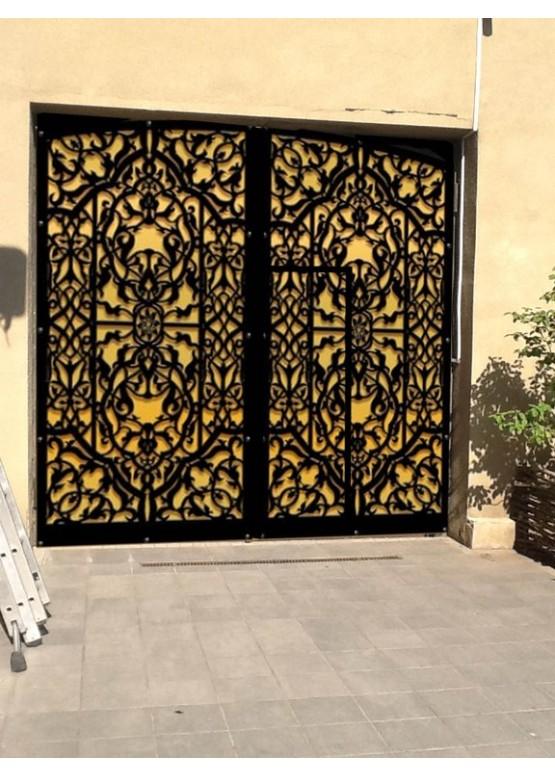 Купить Ворота , ограды , калитки и таблички - Авторские работы (Артикул 558)