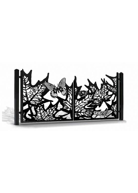 Купить Ворота , ограды , калитки и таблички - Авторские работы (Артикул 559)