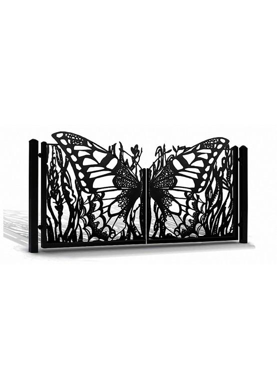Купить Ворота , ограды , калитки и таблички - Авторские работы (Артикул 561)