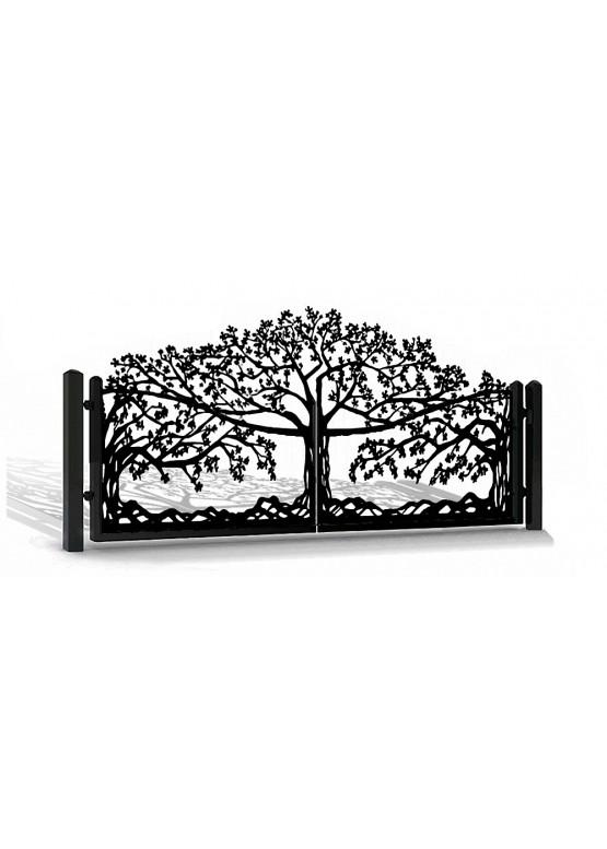 Купить Ворота , ограды , калитки и таблички - Авторские работы (Артикул 568)