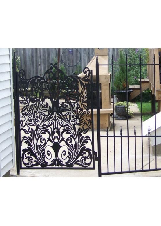 Купить Ворота , ограды , калитки и таблички - Авторские работы (Артикул 435)