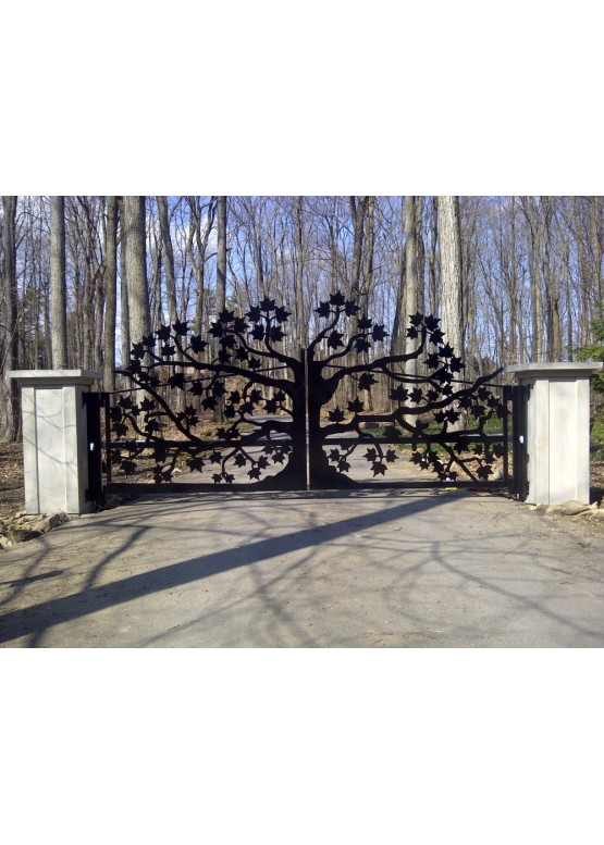 Купить Ворота , ограды , калитки и таблички - Авторские работы (Артикул 443)