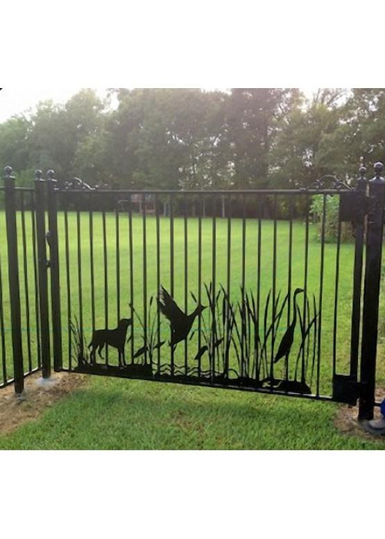 Купить Ворота , ограды , калитки и таблички - Авторские работы (Артикул 463)
