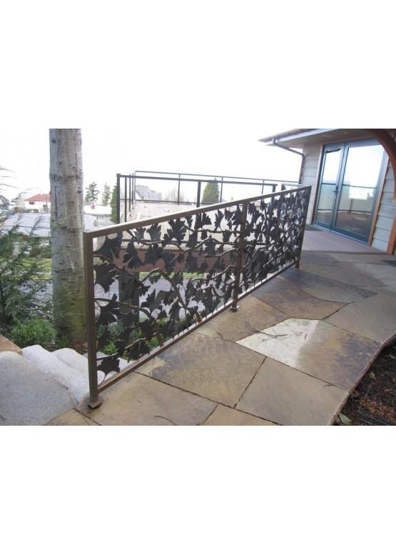 Купить Ворота , ограды , калитки и таблички - Авторские работы (Артикул 466)