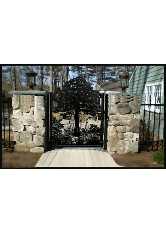 Купить Ворота , ограды , калитки и таблички - Авторские работы (Артикул 426)