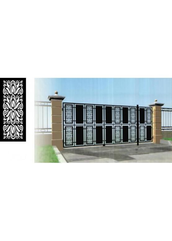 Купить Ворота , ограды , калитки и таблички - Авторские работы (Артикул 489)