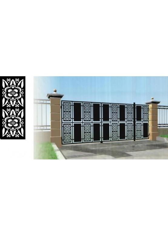 Купить Ворота , ограды , калитки и таблички - Авторские работы (Артикул 490)