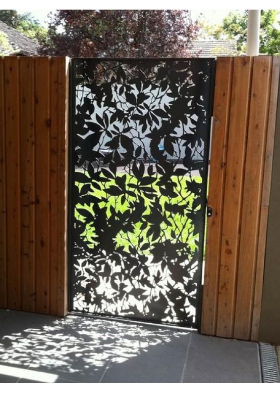 Купить Ворота , ограды , калитки и таблички - Авторские работы (Артикул 428)
