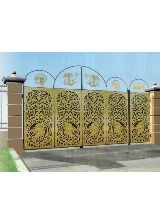Купить Ворота , ограды , калитки и таблички - Авторские работы (Артикул 491)