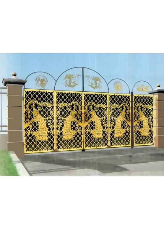 Купить Ворота , ограды , калитки и таблички - Авторские работы (Артикул 493)