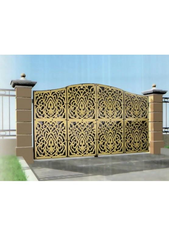 Купить Ворота , ограды , калитки и таблички - Авторские работы (Артикул 494)