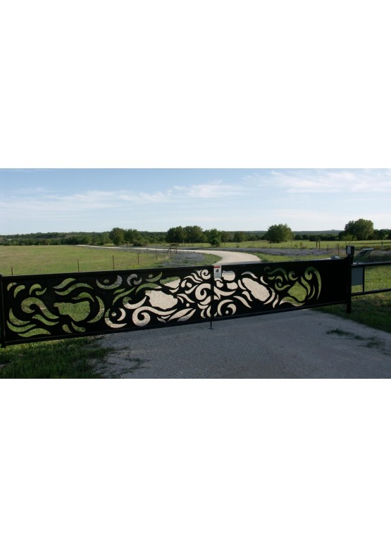 Купить Ворота , ограды , калитки и таблички - Авторские работы (Артикул 505)