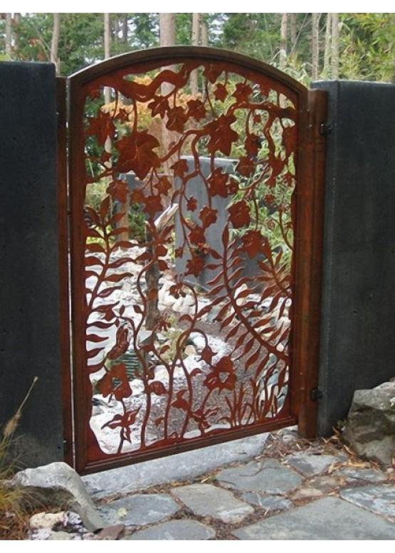 Купить Ворота , ограды , калитки и таблички - Авторские работы (Артикул 518)